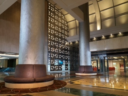 H. HVS new lobby